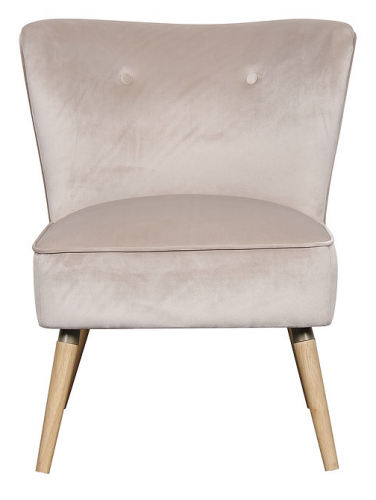 Jazz Accent Chair In Stone