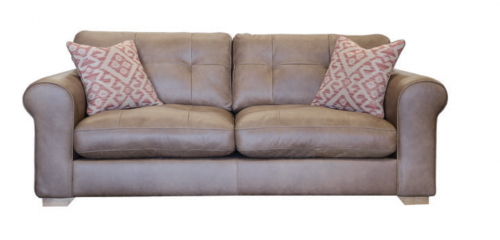 Pemberley Midi Leather Sofa