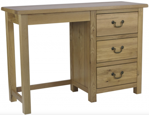 Barnsdale Oak Dressing Table