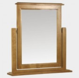 Coverdale Pine Swing Mirror