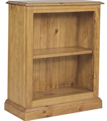 Coverdale Pine Small Bookcase