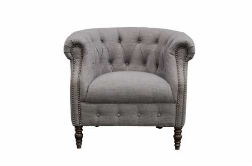Norton Chair in Flax Grey
