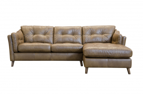 Saddler Chaise Sofa