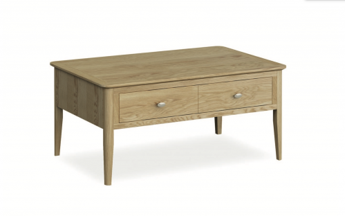 Harome Light Oak Coffee Table
