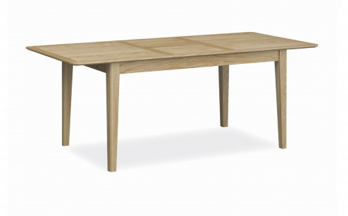 Harome Light Oak 150 Extending Dining Table