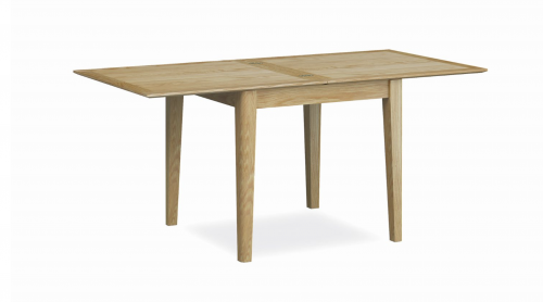 Harome Light Oak Flip Top Dining Table