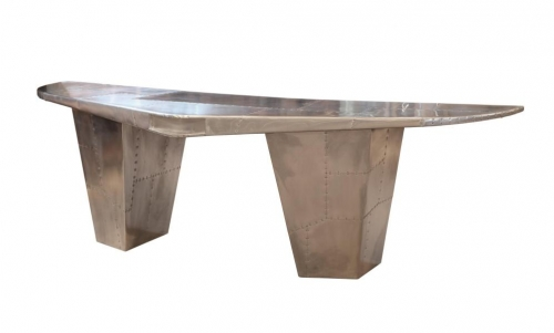 Aviator Wing Desk Jet Silver