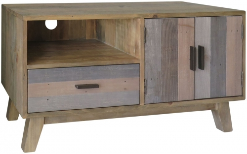 Old Mill Reclaimed Small TV Cabinet