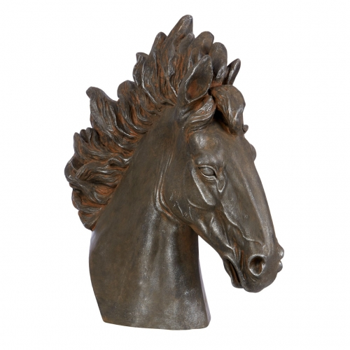 Large Distressed Horse Head