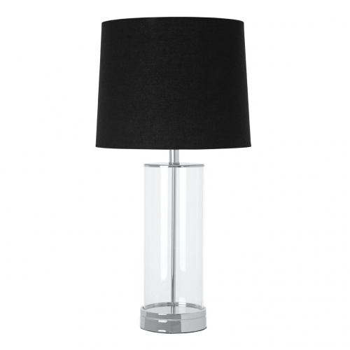Ludo Glass & Metal Table Lamp