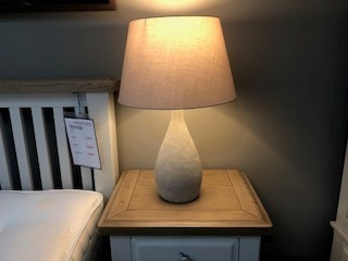 Iver Concrete Lamp