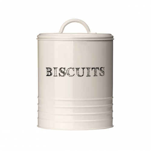 Sketch Cream Biscuit Tin