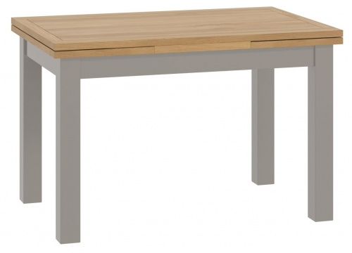 Brompton Stone Draw Leaf Dining Table