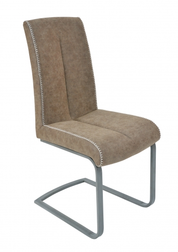 Lockton Industrial Timber Dining Chair