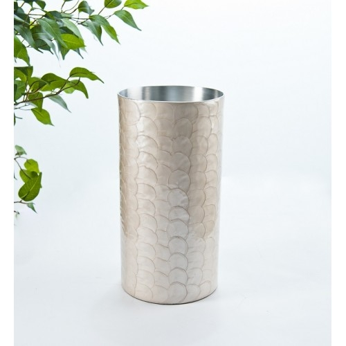 Taupe Vase