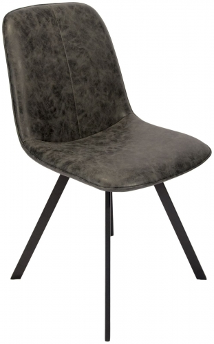 Manhattan Industrial Dining Chair