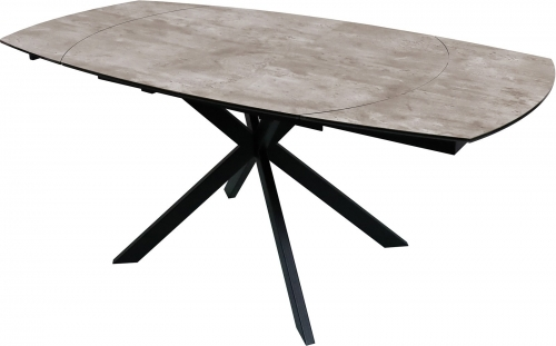 Manhattan Industrial Motion Dining Table