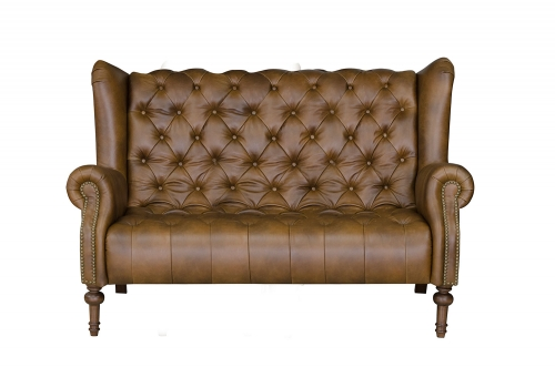 Harrison Button Sofa