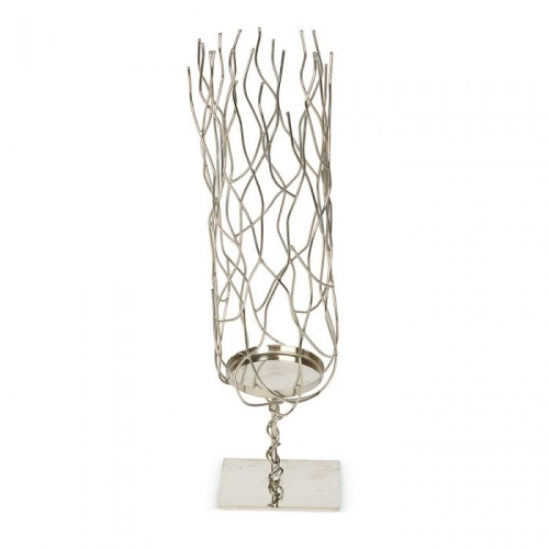 Forest Tree Single Candle Holder