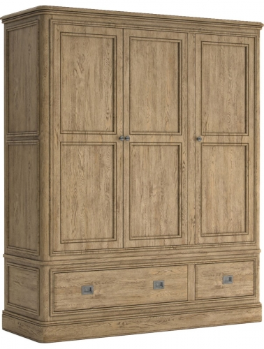 Biarritz French Oak Triple Robe