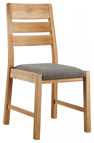 Kilburn Oiled Oak Dining Chair