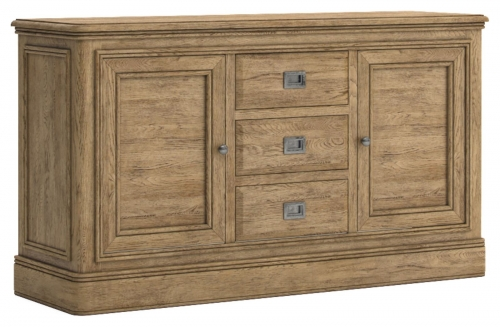 Biarritz French Oak Large Sideboard