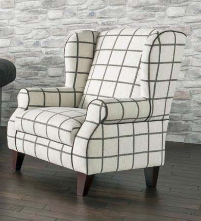 Kensington Wing Back Chair