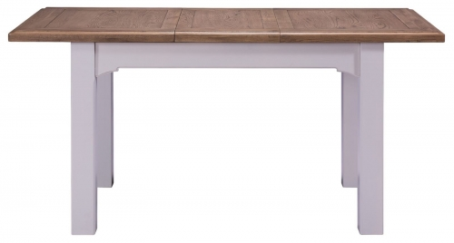 Hastings Grey Painted Extending Table