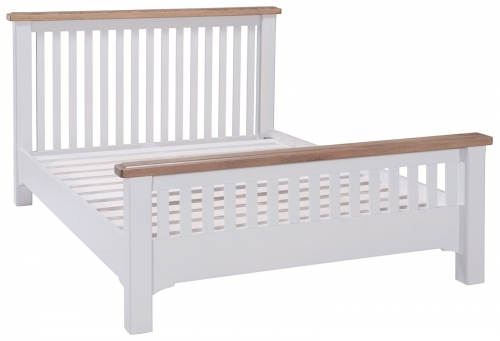 Hastings Grey Painted 5ft Bed
