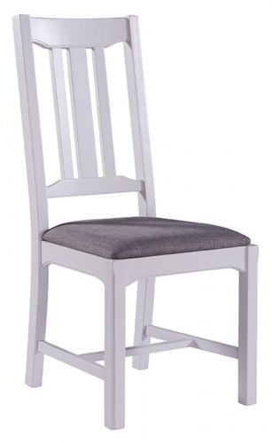 Hastings Grey Painted Dining Chair