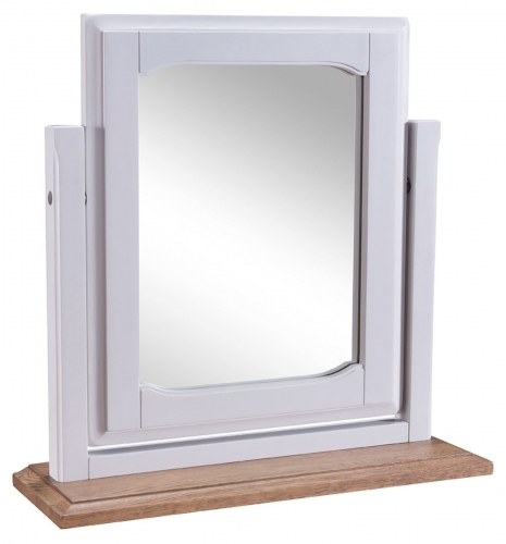 Hastings Grey Painted Swing Mirror