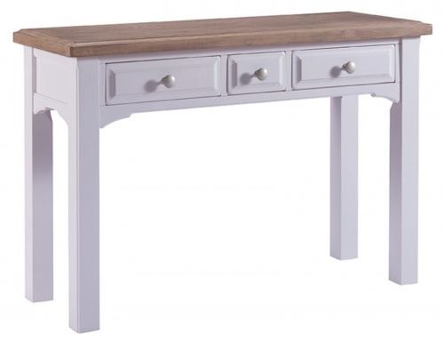 Hastings Grey Painted 3 Drawer Dressing Table